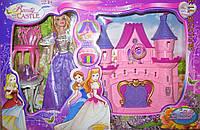 Замок с большой куколкой