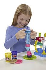 """Творчество и рукоделие «Hasbro» (A0318) набор для лепки """"Фабрика пирожных"""", фото 2"""