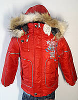 Курточка на мальчика р.104