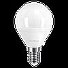 LED лампа GLOBAL G45 F 5W 3000K (мягкий свет) 220V E14 AP (1-GBL-143), фото 2