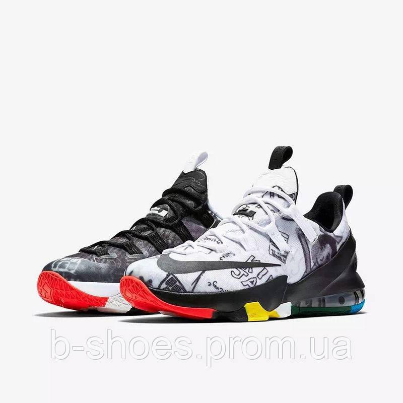 29c5d56a Мужские баскетбольные кроссовки Nike LeBron 13 Low (Family Foundation)