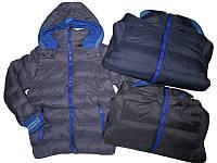 Куртка для мальчиков еврозима, размеры  134/140-170 Glo-story, арт.  BMA-2739