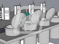 Автоматизация вертикального АвтоКлава