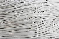Шнур плотный 4мм (100м) белый , фото 1