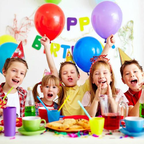 шары для детского дня рождения