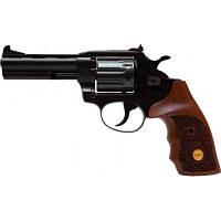 Револьвер под патрон Флобера Alfa 441 4 мм ворон/дерево