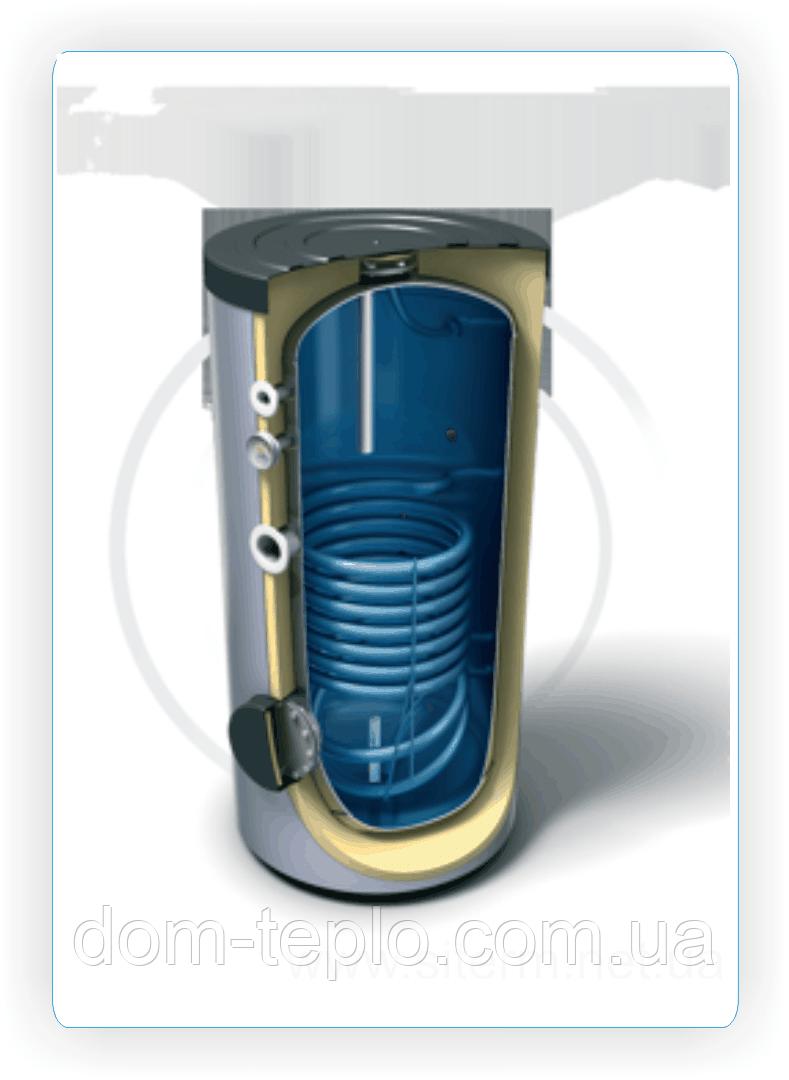 Бойлер косвенного нагрева напольный TESY EV9S 200 60 F40 TP 200 л 1 теплообменник