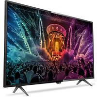 Телевизор Philips 49PUH6101/88 (PPI 800Гц, Ultra HD, Smart, Wi-Fi)