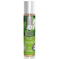 Оральный лубрикант System JO H2O Green Apple 30 ml