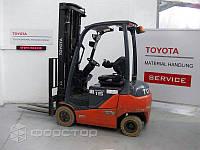 Электропогрузчик Toyota 8FBMT15 б/у