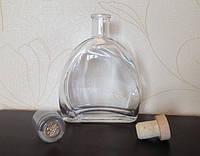 """Бутылка стеклянная """"Монако"""" 0,5 л"""