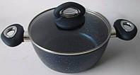 Кастрюля 2,8л Lessner Aluminium Line 55862-20