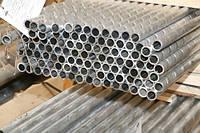 Алюминиевая труба  АД31Т ф 50*1,5 мм 3 м цена купить на складе доставка порезка