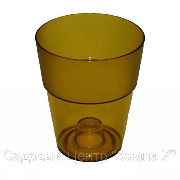 Кашпо, доставка из Одессы коло, 135 мм, бронза