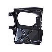 Монтажная панель крепления (очки фары) RH/LH Форд Транзит 2.5 дизель / 1992-2000, P95VB13K055AA/P95VB13K056AA