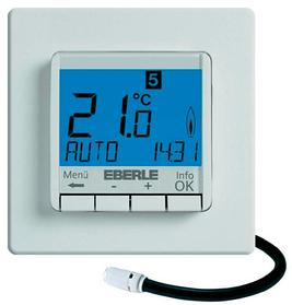 Программируемый терморегулятор для теплого пола Eberle FIT 3F
