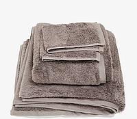 Пушистое полотенце 70x140 от HAMAM Aire mineral gray, фото 1