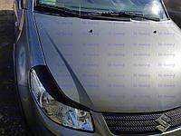 Накладки на фары Сузуки SX4