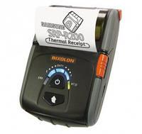 Мобильный термопринтер Bixolon SPP-R200IIIBK(Bluetooth+USB)