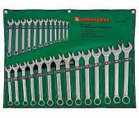 Набор ключей комбинированных JONNESWAY W26126S (6-32мм) 26 пр.