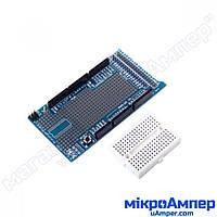 Шилд Arduino Mega Protoshield V3