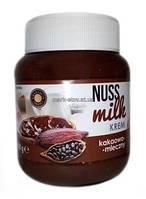 Шоколадная паста Nuss milk kakaowo - mleczny (Нусс милк какао) 400 г. Польша