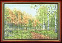 """Схема Полная для Вышивки А3, Бисером, """"Пейзаж ТМ """"Ришелье"""", Арт. К-7, (УТ0003846)"""