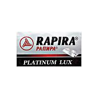 Лезвия Rapira Platinum Lux, упак.5 шт.