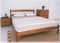 Кровать Лика без изножья ( Тм Олимп) кровать из дерева бук