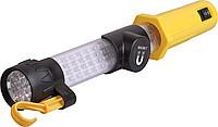 Светильник светод перенос ДРО 2060M,60+18+1LED,3 ч. Lith.IEK (LDRO1-2060M-79-3H-K02)