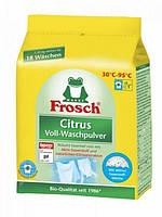 Frosch Порошок для бiлих тканин Citrus-оригiнал
