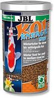 Корм для Кои прудовых рыб в виде гранул в холодное время JBL Koi Energil midi (15-50 см) 600 гр