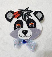 Брошка Панда, фото 1