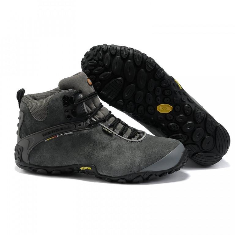 Зимние мужские кроссовки Merrell Grey
