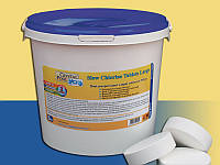 Химия для бассейна Crystal Pool длительный хлор в таблетках Slow Chlorine Tablets Large - 1кг (табл.200г)