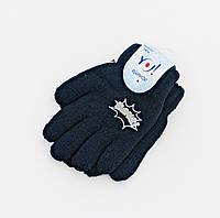 Перчатки для мальчиков 14см (3-4ода)