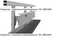 Ограждение одностороннее и двустороннее 11ДО-2 11ДО-4 11ДД-2 11Д4-4