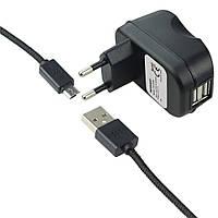 Сетевое зарядное устройство Promate Surge-EU2