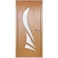 Дверь межкомнатная эконом ТМ Феникс серия Монолит модель Корона