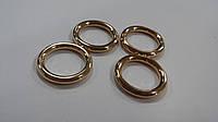 Кольцо C3119 золото 25 мм
