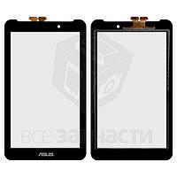 Сенсорный экран для планшетов Asus FonePad 7 FE170CG, MeMO Pad 7 ME170, MeMO Pad 7 ME170c, черный, K012/K017/K