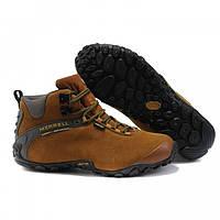 Зимние мужские кроссовки Merrell Light Brown