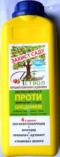 Инсектицид Чистый ствол (1л) — средство для борьбы с зимующими стадиями вредителей