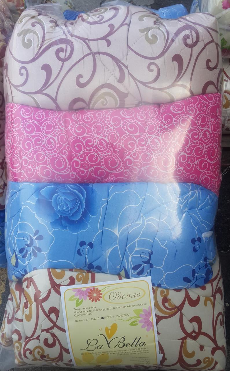Качественное одеяло двуспальное La Bella в асортименте