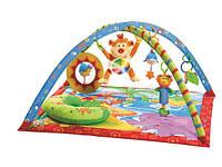 Развивающий коврик с дугами Tiny love Мартышкин остров 1201006830