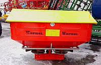 Разбрасыватель удобрений 1т Woprol (нового образца полукруглая) (Польша)