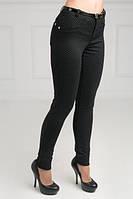 Женские брюки-лосины синие, р.М код 1301М