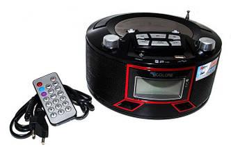 Портативная колонка приемник Golon RX 663 Q Радио am, SD, USB, АМ-FM радио