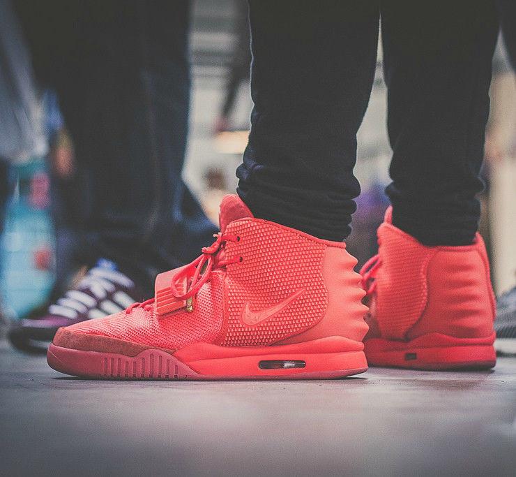 d471ab1f Nike Air Yeezy II