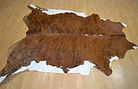Шкура коровы коричнево-белая 04, фото 1